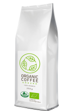 Organic coffee ground 250 g