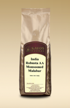 India Robusta AA Monsooned Malabar