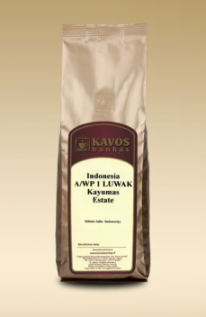 Indonesia LUWAK Kayumas Estate