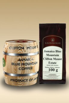 Jamaica Blue Mountain statinaitė