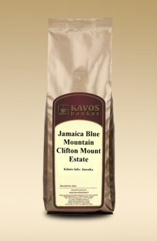 Jamaica Blue Mountain Clifton Mount Estate